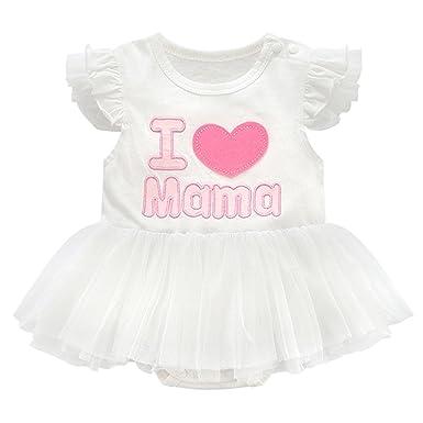 Bebone Falda - para bebé niña Blanco blanco 9 Meses: Amazon.es ...