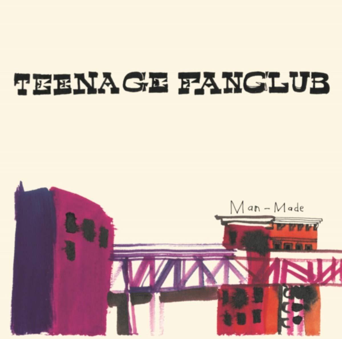 """Vinilo : Teenage Fanclub - Man Made (With Bonus 7"""", United Kingdom - Import)"""