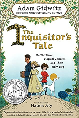 book cover of The Inquisitor\'s Tale