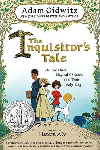 Inquisitors Tale Three Magical Children ebook