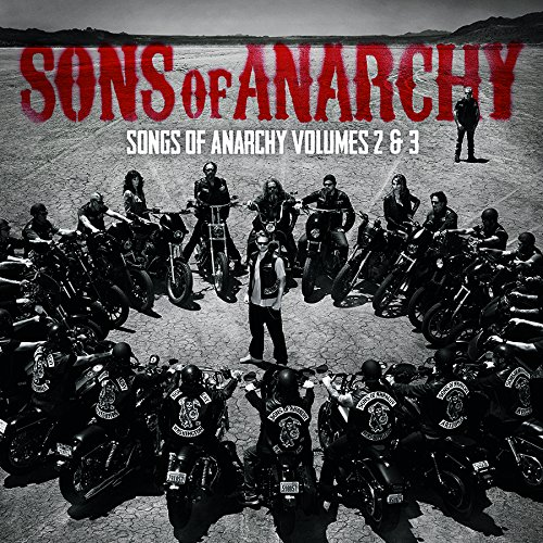 Songs Of Anarchy Volume 2   3 180G Clear Vinyl