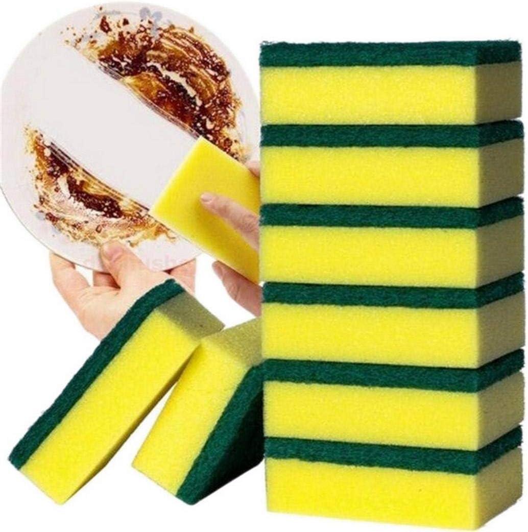Esponjas de limpieza de doble cara Kloius por sólo 3,39€ con el #código: EBZ35XQ6