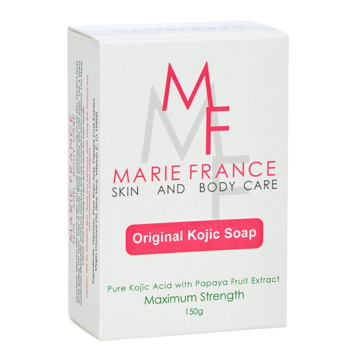 marie france soap
