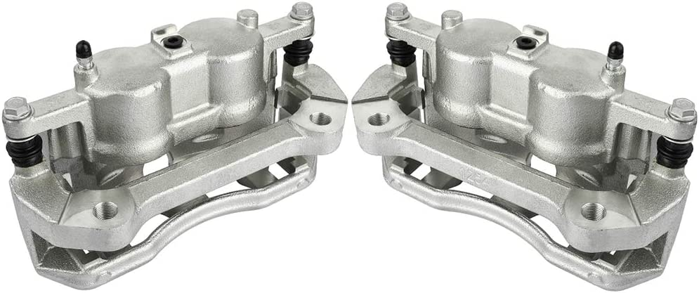 INEEDUP Disc Brake Caliper Front fit for 2010-2014 for Ford Expedition,2010-2011 for Ford F-150,2010-2014 for Lincoln Navigator