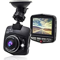 Apostasi Full HD 1080P 2.2Inch Car DVR Video Recorder, Night Vision Dash Cam Camera Streaming Super Wide Angle with…