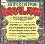 Various: All The Best From Scotland 2LP VG++ Canada Windmill SAN-5000
