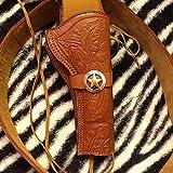 "Texas Ranger ..44/.45cal Cowboy Western 8"" Holster Rig"
