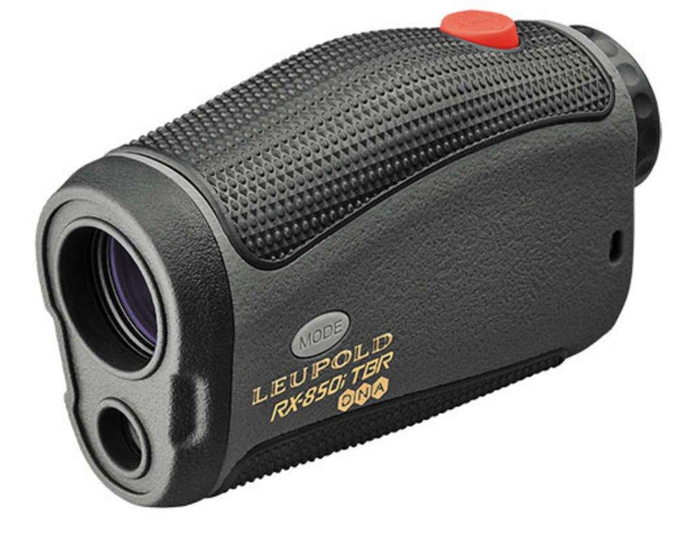 Leupold RX-850i TBR with DNA Digital Laser Rangefinder, Black/Grey by Leupold