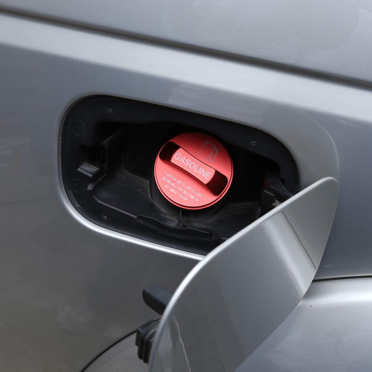 accessori per auto XE XF F-Pace RangeRover Vogue Velar Yiwang Discovery 5 tappo per serbatoio carburante in lega di alluminio per Discovery 4 RangeRover Evoque Discovery Sport RangeRover Sport