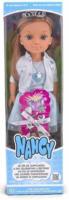 Amazon.com: NANCY - Doll: Toys & Games