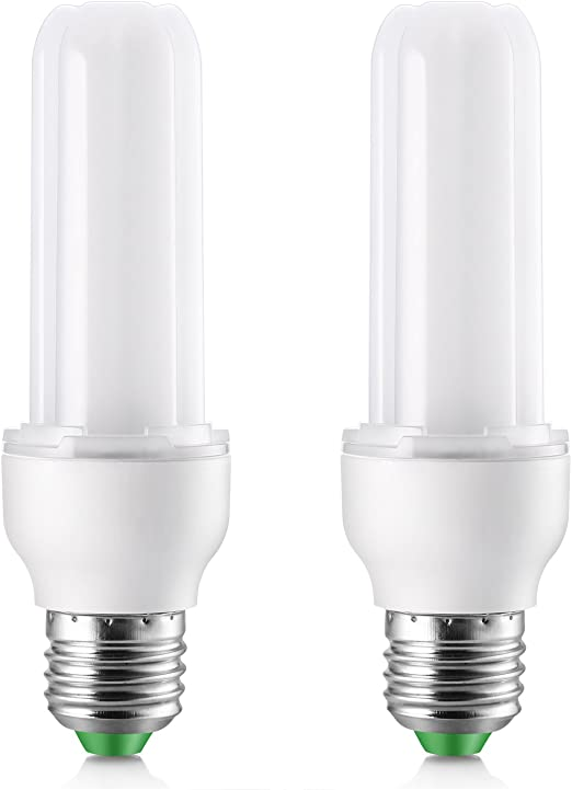 R1094 Bombilla Lampara LED E27 B22 9W Luz Blanca 6500K Bajo Consumo Alto Brillo