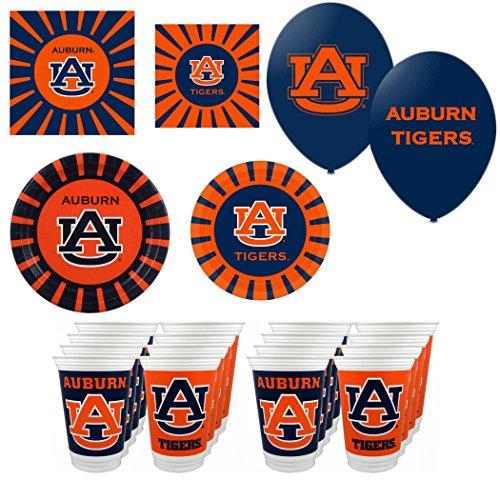 Auburn Paper - NCAA Auburn Tigers 16 piece