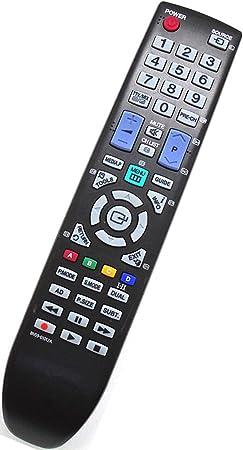 VINABTY BN59-01012A - Mando a distancia para televisor Samsung LE32C450E1W LE32C450E1WXXU PS42C430 PS42C430A1 PS42C430A1W PS42C450 PS42C450 PS50C450 19C450E1W LE22C450 LE22C450E1W LE26C450: Amazon.es: Electrónica