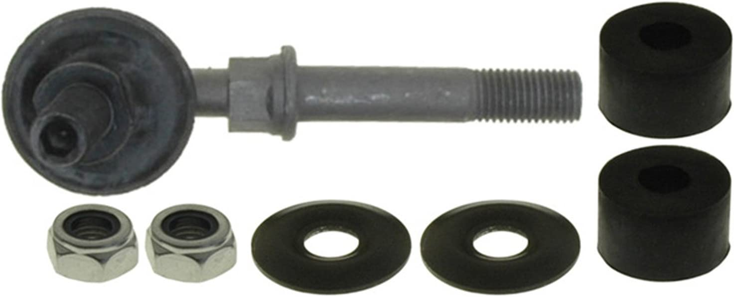 ACDelco 46G0076A Advantage Front Suspension Stabilizer Bar Link Kit