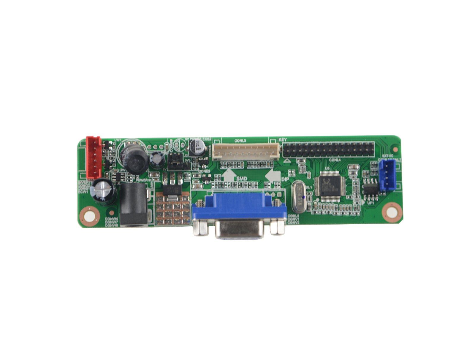NJYTouch V.M70A VGA Controller Board Kit LVDS Driver For LP171WP4 LTN170WX-L05 LTN170WX-L03 LTN170X2-L02 LCD Screen by NJYTouch (Image #2)