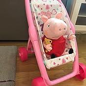 Amazon.es: Peppa Pig Peppa Pig-513813 Primera Sillita (Smoby ...