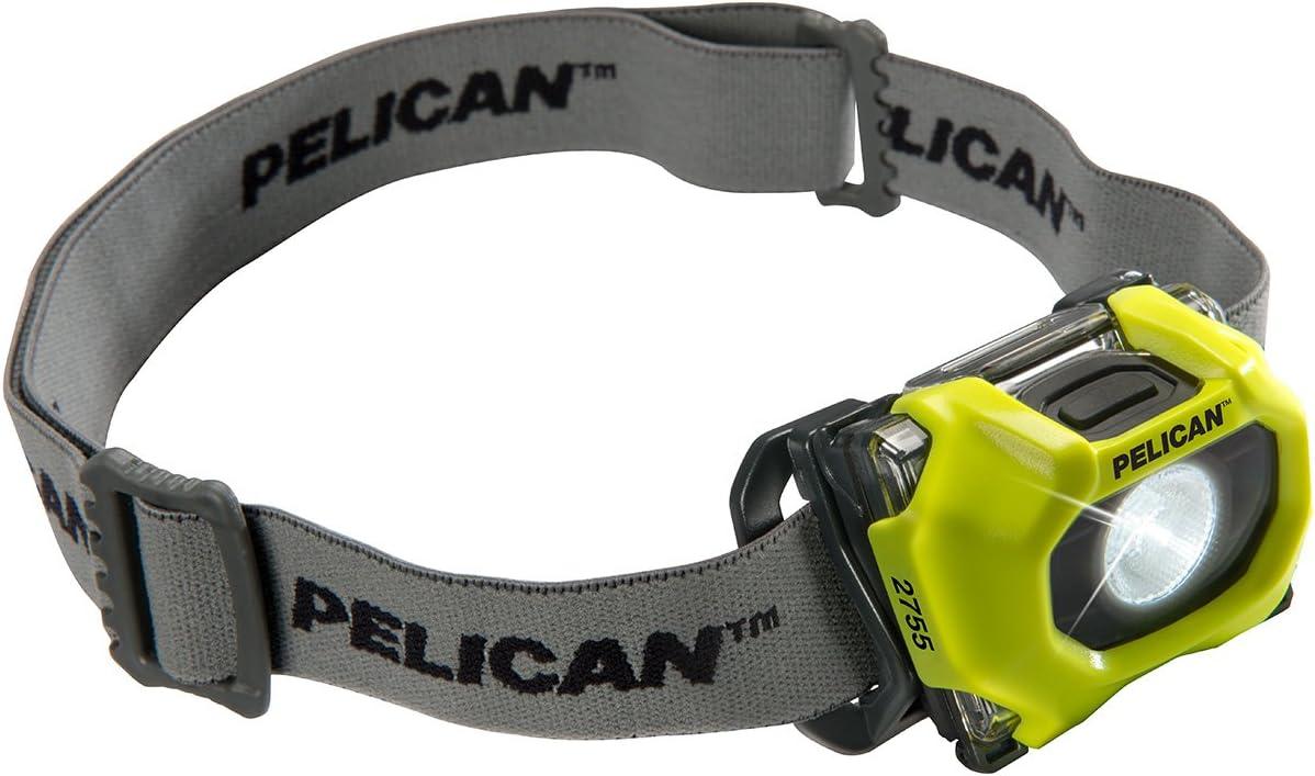Yellow Pelican 2755 LED Headlamp One Size