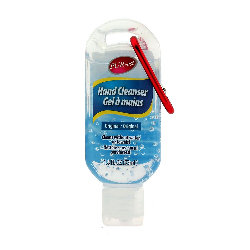 Purest Hand Cleanser Original With Counter Clip 53 ml