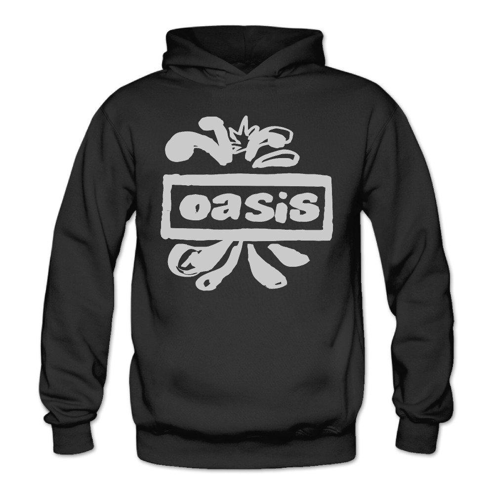 XJBD Women's Oasis Fashion Hoodies Black