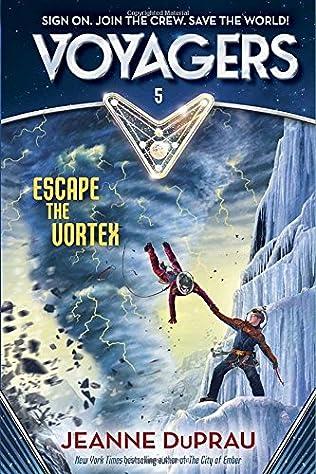 book cover of Escape the Vortex