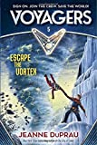img - for Voyagers: Escape the Vortex (Book 5) book / textbook / text book