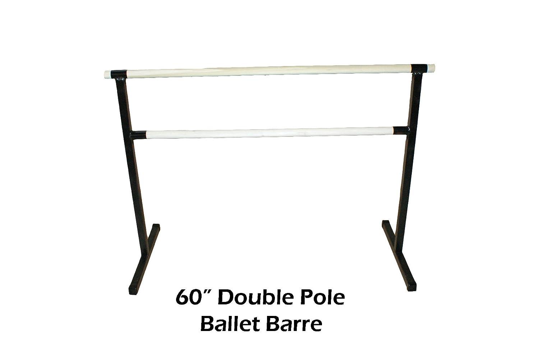 5 ftダブルポールバレエBarre B0026W15QI