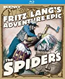 Spiders, The (1919-1920) [Blu-ray]