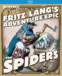The Spiders (1919-1920) [Blu-ray]