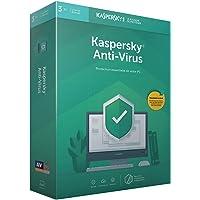 Kaspersky Anti-Virus 2019 (3 Postes / 1 An)