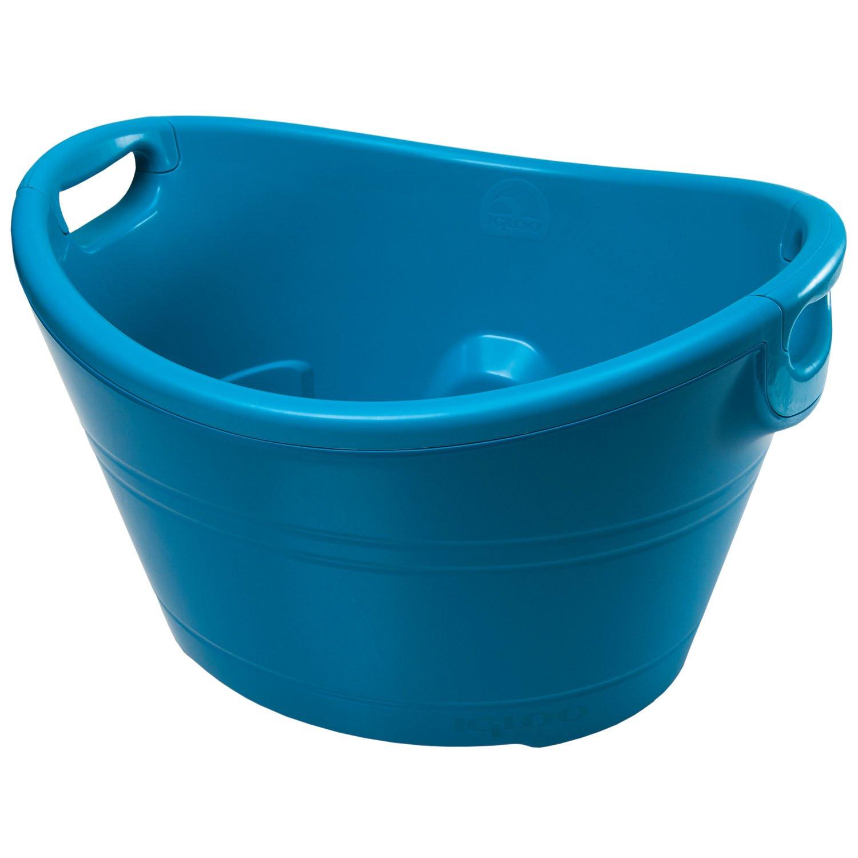 Igloo Party Bucket 20 Quart Coolers, Blue