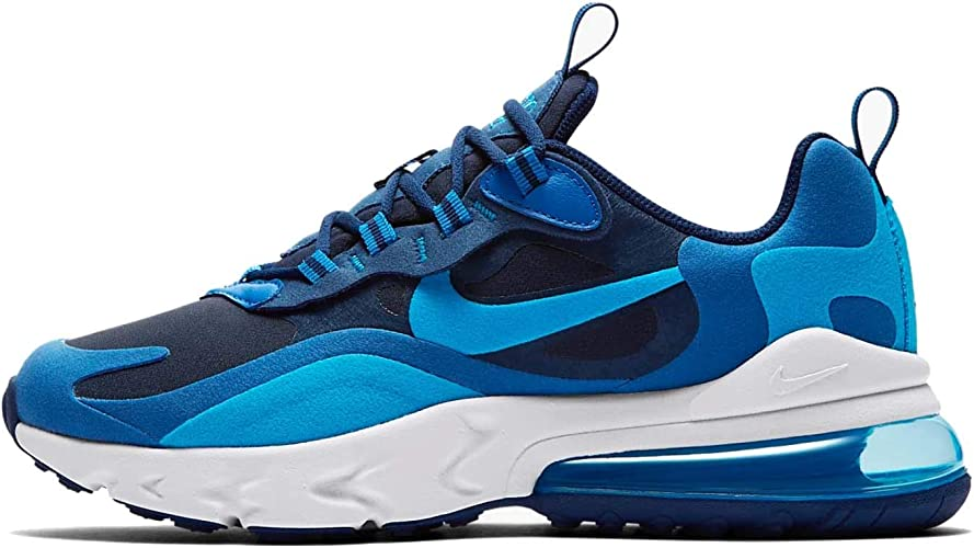 Nike Air Max 270 React Sneaker Kinder: : Schuhe
