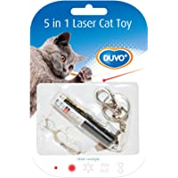 Duvo+ Laser Pointer Catch The Light 5 in 1 ,Cat toy - laser pointer