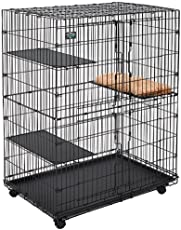MidWest Homes for Pets Cat Playpen/Cat Cage