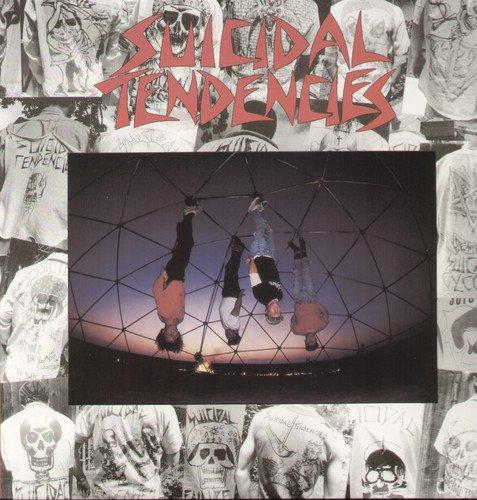 Vinilo : Suicidal Tendencies - Suicidal Tendencies (LP Vinyl)