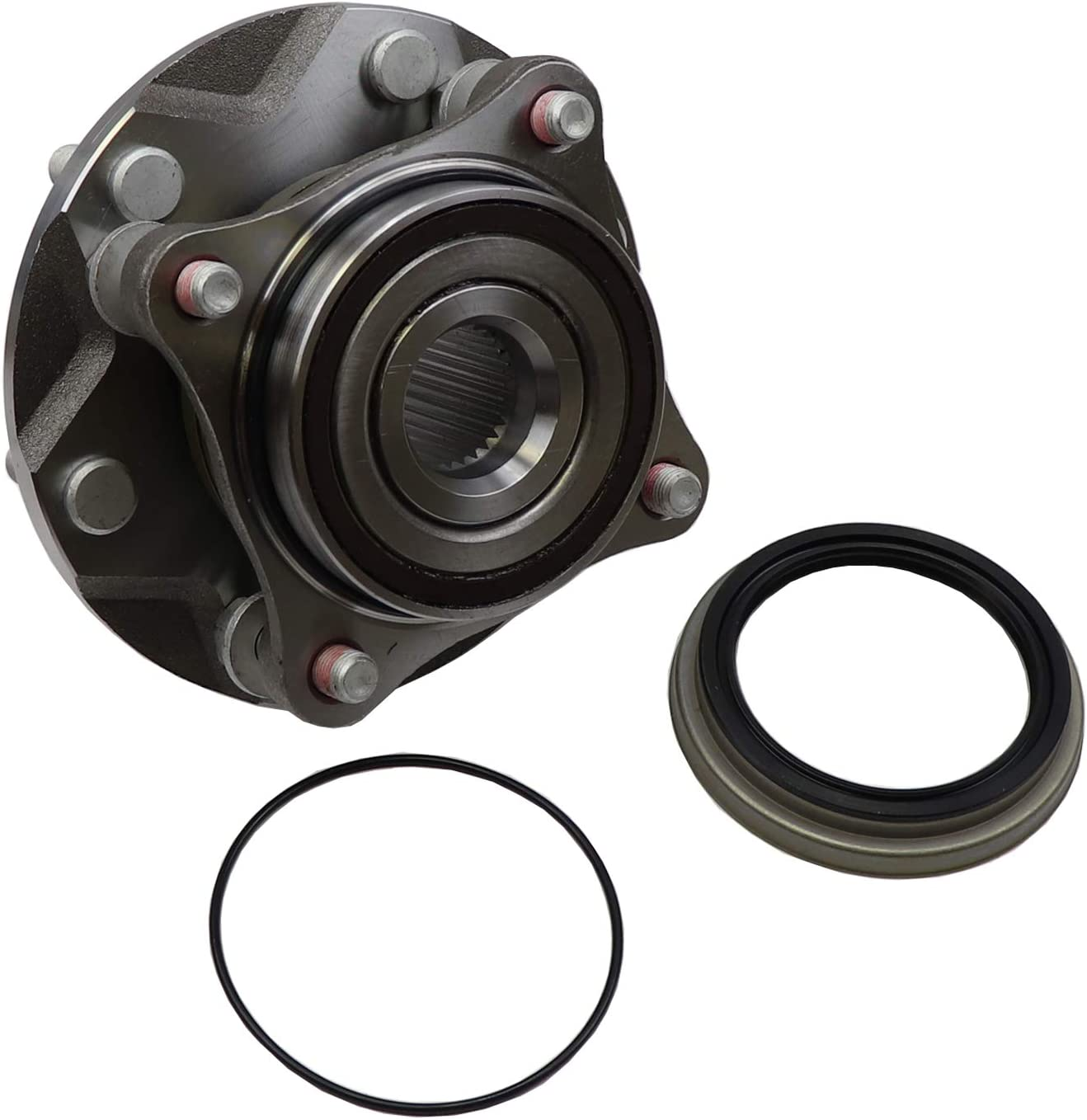 BECKARNLEY 051-6470 Hub and Bearing Assembly 1 Pack