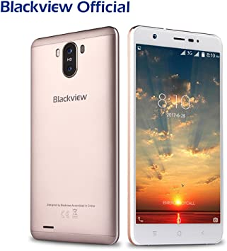Blackview Moviles, R6 Lite - 3G Smartphone Libre (Android 7.0 ...