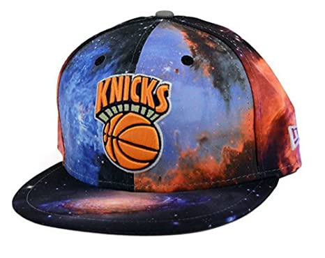 Image Unavailable. Image not available for. Color  New Era New York Knicks  Fitted ... 560d5ab8eb4