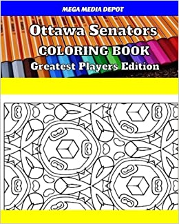 Amazon Vancouver Canucks Coloring Book Greatest Players Edition 9781542822886 Mega Media Depot Books