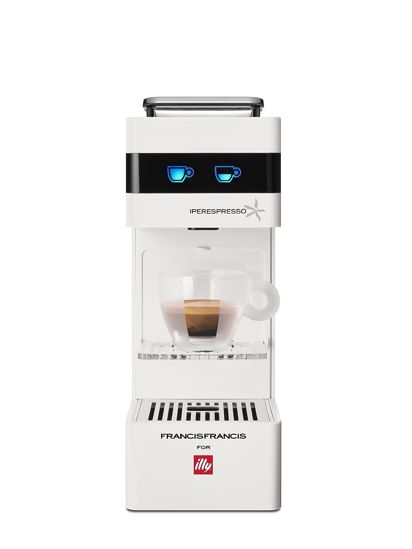 Illy 949837 Y3 Iperespresso - Macchina di caffè in capsule 6753F 6733