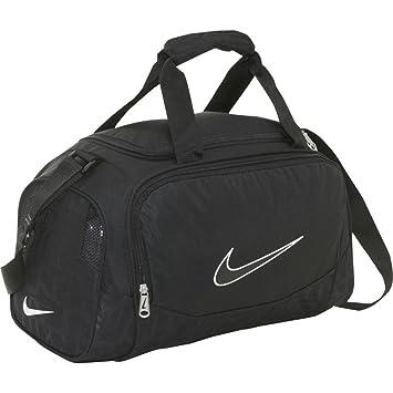 a6a4870f11 Nike Brasilia 6 XSmall Duffel Sports Bag Gym Bag Black  Amazon.co.uk ...