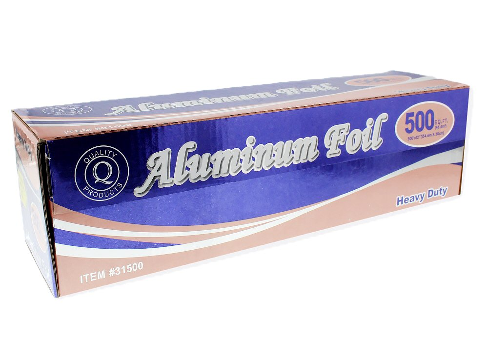 Quality Products 500 Sq. Ft. Aluminum Foil Roll