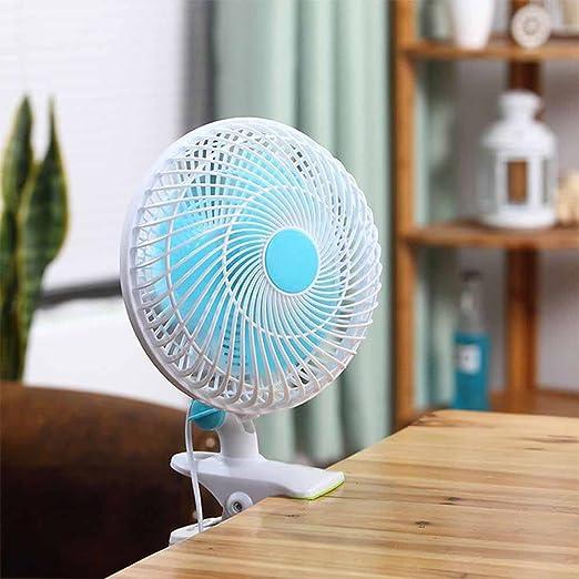 Kaxima Fan Clip Fan estudiante dormitorio 220V pequeño ventilador ...