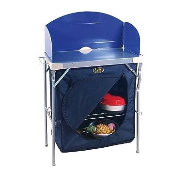20 genial cocinas para camping im genes mobiliario for Mueble cocina camping