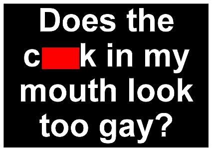 Gay in joke man sex