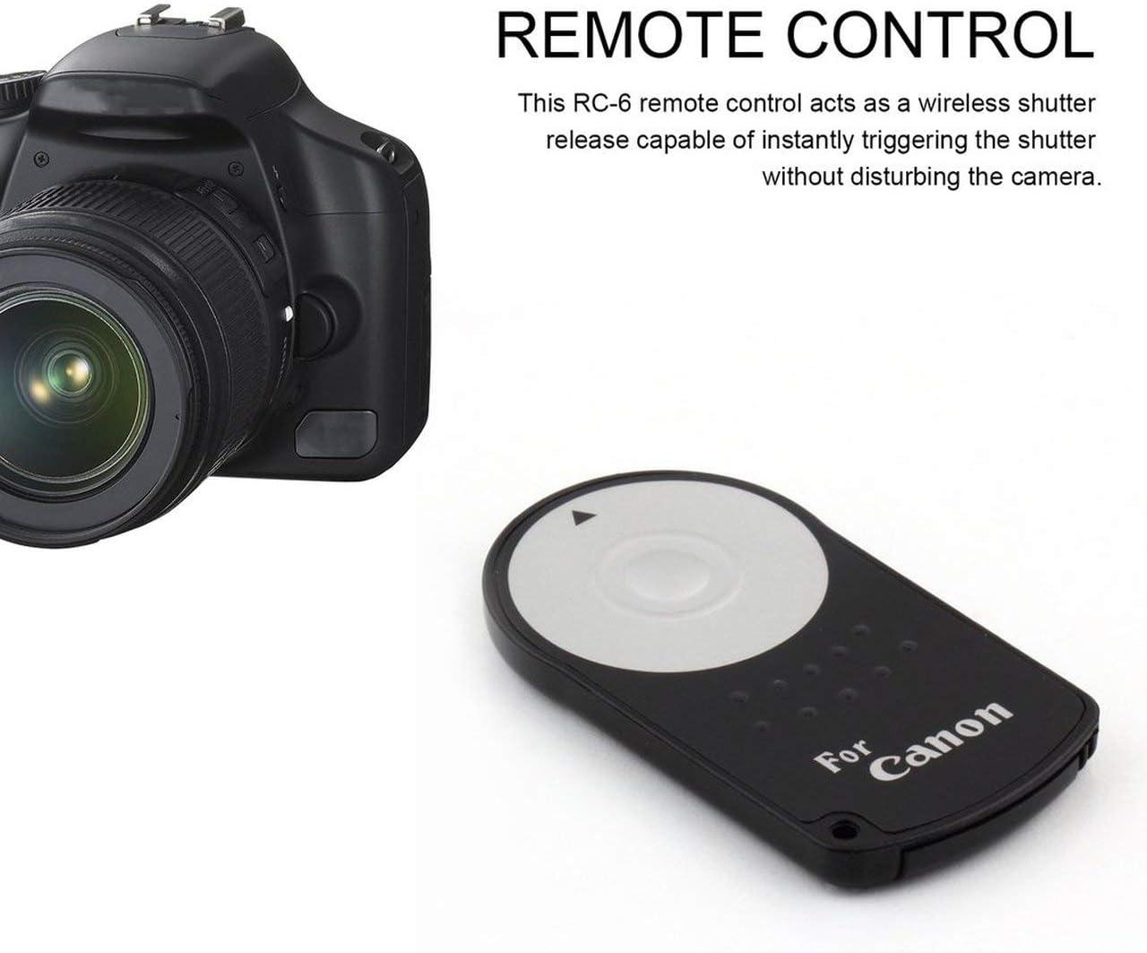 Disparador de Obturador de cámara de Control Remoto inalámbrico ...