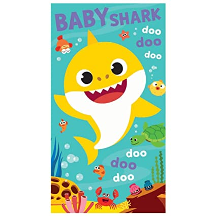 Amazon.com : Baby Shark Birthday Card : Office Products