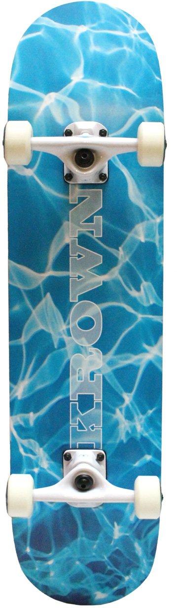 Krown Aquatic Pro Complete Skateboard, 7.75 x 31.5