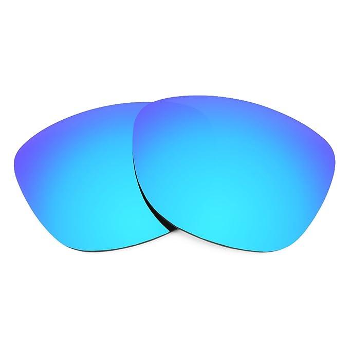 Revant Lentes reemplazo, para Oakley Frogskins (Azul Hielo) MirrorShield®