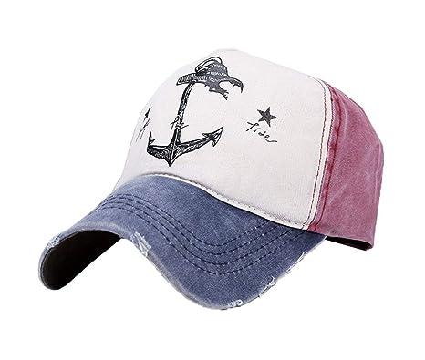 Gorros Unisex Hombres Mujeres Ocio Moda Golf De Gorra Simple ...