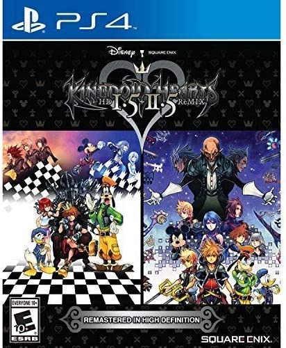 Amazon | Kingdom Hearts 1.5 + 2.5 Remix (輸入版:北米) - PS4 ...